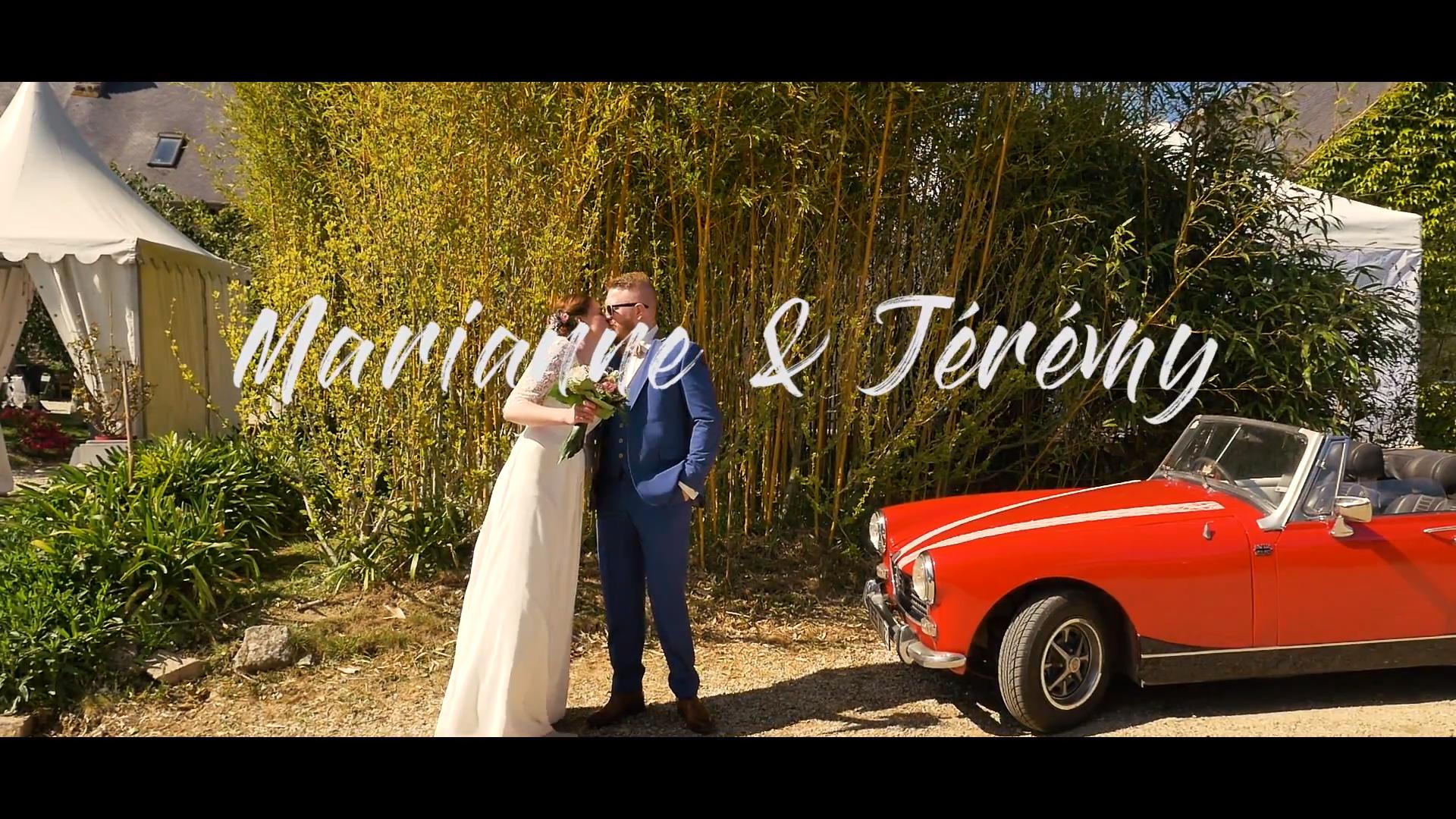 videaste mariage bretagne mariés production vidéo